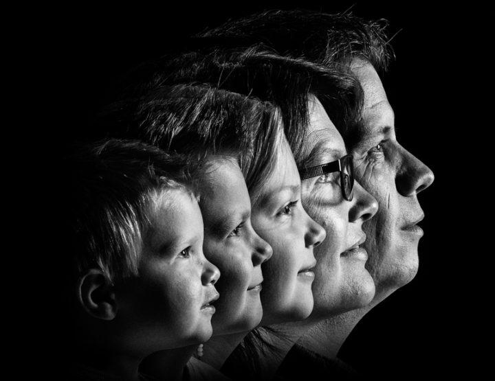 De fotograaf van uw familieportret
